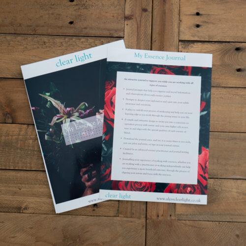 Essence Journal by Alyss Thomas