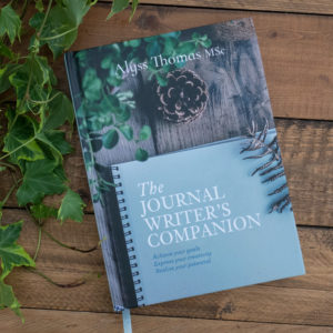The Journal Writer's Companion Book by Alyss Thomas