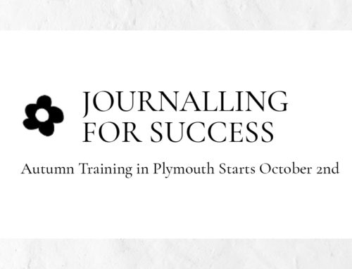 Journalling for Success – Autumn Training in Plymouth