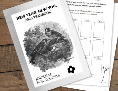 New Year, New You 2020 Yearbook