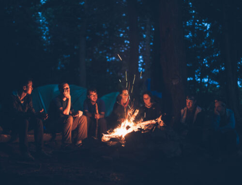 Virtual Campfire – Spiritual Support Group